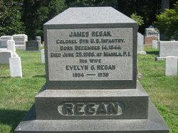 Evelyn G Regan
