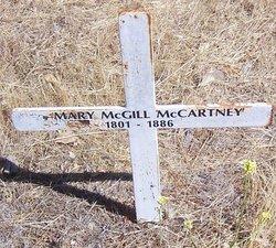 Mary <I>McGill</I> McCartney