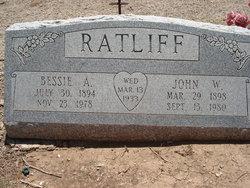 Bessie Ratliff