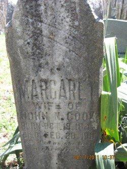 Margaret <I>Stewart</I> Cook