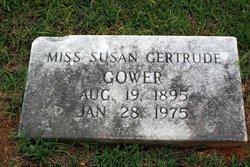 Susan G Gower