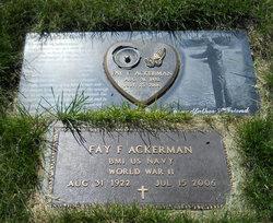 Fay Floyd Ackerman