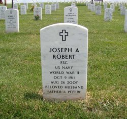 Joseph A Robert