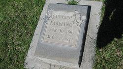 Catherine G Tabeling
