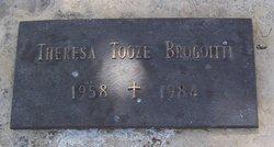 Theresa Tooze Broggoitti