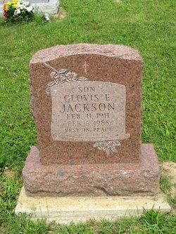 Clovis E. Jackson