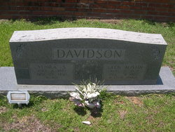 Venila <I>Sims</I> Davidson