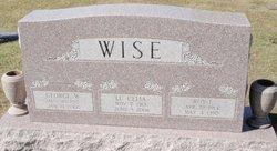 George Wayne Wise
