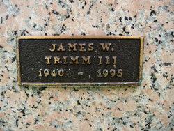 James W Trimm, III