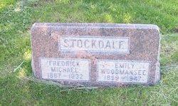 Emily <I>Woodmansee</I> Stockdale