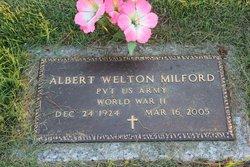 Albert Welton Milford