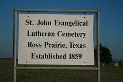 Ross Prairie Lutheran Cemetery