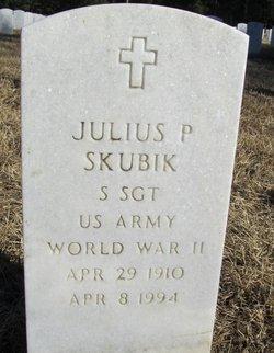 Julius P Skubik