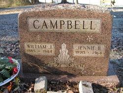 Jennie <I>Bible</I> Campbell