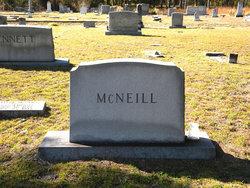 """Martha Jane """"Mattie"""" <I>McNeill</I> Bennett"""