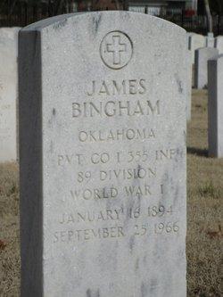 James B. Bingham