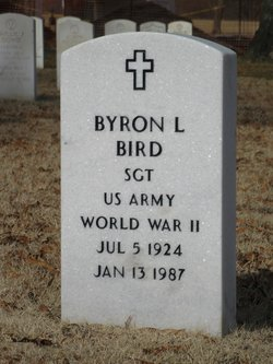 Byron Lee Bird