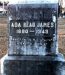 Ada <I>Read</I> James