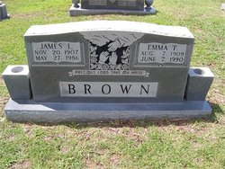 Emma T Brown