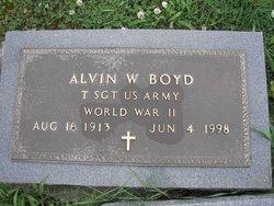Alvin Whitten Boyd