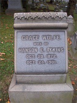 Grace <I>Wolfe</I> Atkins