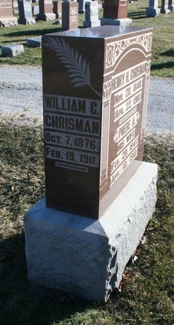 William C Chrisman