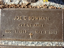 Joe Clower Bowman