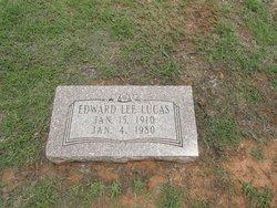 Edward Lee Lucas