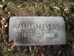 Aline <I>Renaud</I> Trevor