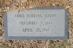 Cora <I>Herring</I> Hardy
