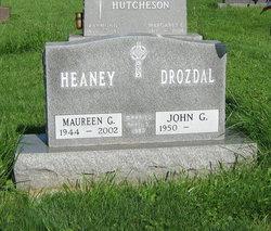 Maureen Grace <I>Heaney</I> Drozdal