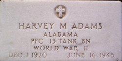 Harvey M. Adams