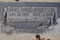 Larry David Anderson