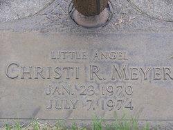 Christi R Meyer