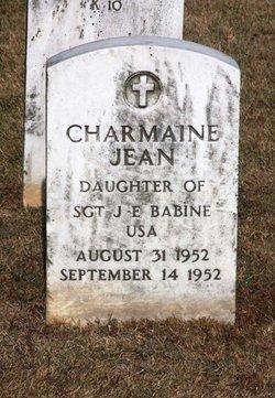 Charmaine Jean Babine