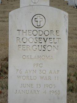 Theodore Roosevelt Ferguson