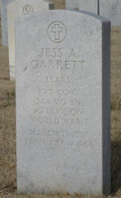Jess Albert Garrett