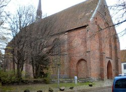 Bordesholm Cloister Church