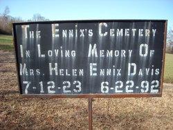 Ennix Cemetery