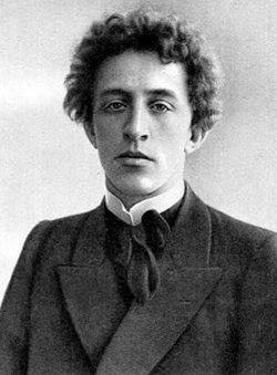 Alexander Alexandrovich Blok