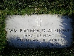 William Raymond Alsdorf, Jr