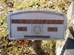 Georgia Belle <I>Edmondson</I> Bridges