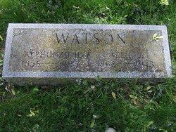 Alphonzo Harrison Watson