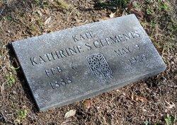 """Katherine """"Kate"""" <I>Smith</I> Clements"""