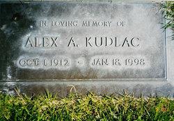 Alex A. Kudlac