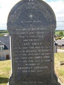 Jane <I>Smith</I> MacIntosh
