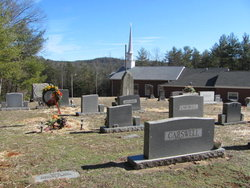 Carswell Memorial Baptist Church Cemetery