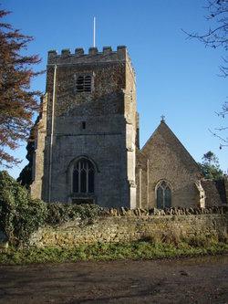 Steeple Barton Churchyard