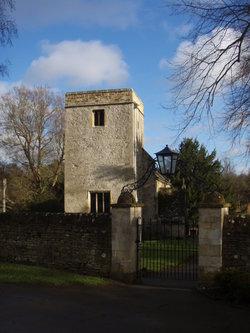 Glympton Churchyard