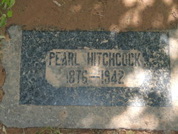 Pearl Perrin <I>Hoffman</I> Hitchcock